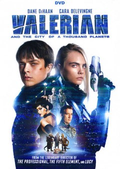 Valerian and the city of a thousand planets /  STX Films and EuropaCorp Films USA present ; a Valerian S.A.S. and TF1 Films Production coproduction ; with the participation of OCS and TF1 ; in association with Fundamental Films, BNP Paribas, Orange Studio, Universum Film GmbH, Novo Pictures, River Road Entertainment, Belga Films ; screenplay by Luc Besson ; directed by Luc Besson ; produced by Virginie Besson-Silla. - STX Films and EuropaCorp Films USA present ; a Valerian S.A.S. and TF1 Films Production coproduction ; with the participation of OCS and TF1 ; in association with Fundamental Films, BNP Paribas, Orange Studio, Universum Film GmbH, Novo Pictures, River Road Entertainment, Belga Films ; screenplay by Luc Besson ; directed by Luc Besson ; produced by Virginie Besson-Silla.