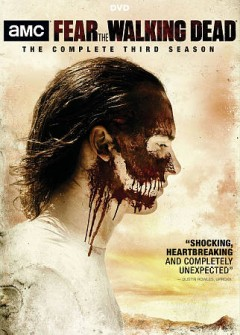 Fear the walking dead.  writer, Dave Erickson. - writer, Dave Erickson.