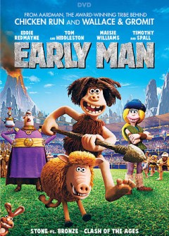 Early man /  Studio Canal ; producers, Peter Lord [and four others] ; writers, Mark Burton and James Higginson ; director, Nick Park. - Studio Canal ; producers, Peter Lord [and four others] ; writers, Mark Burton and James Higginson ; director, Nick Park.