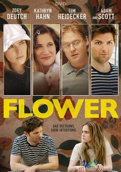 Flower /  The Orchard, Rough House Pictures, Diablo Entertainment ; in association with Metalworks Pictures present ; directed by Max Winkler ; screenplay by Alex McAulay and Matt Spicer & Max Winkler ; produced by Eric B. Fleischman, Sean Tabibian, Brandon James, Matt Spicer.