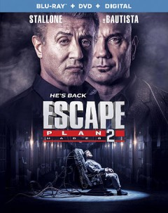Escape plan 2 : Hades / Summit Entertainment ; Gindstone Entertainment ; producers, Robbie Brenner, Mark Canton, Randall Emmett, George Furla, Qiu Jie [and others] ; written by Miles Chapman ; directed by Steven C. Miller. - Summit Entertainment ; Gindstone Entertainment ; producers, Robbie Brenner, Mark Canton, Randall Emmett, George Furla, Qiu Jie [and others] ; written by Miles Chapman ; directed by Steven C. Miller.