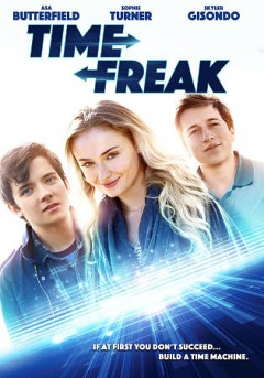 Time freak /  QC Entertainment/Rhodes Entertainment present ; a QC Entertainment, Rhodes Entertainment production ; in association with Beach Pictures ; produced by Raymond Mansfield, Matthew Rhodes ; written & directed by Andrew Bowler.