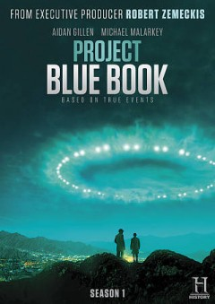 Project blue book : season 1 [2-disc set] / producers, Brad van Arragon, Matt Tauber ; writers, David O'Leary [and 5 others]. - producers, Brad van Arragon, Matt Tauber ; writers, David O'Leary [and 5 others].