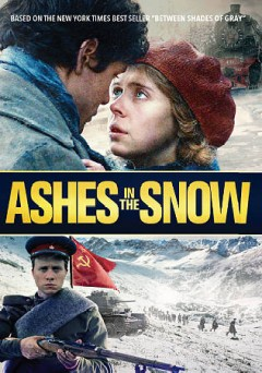 Ashes in the snow /  Vertical Entertainment presents ; a Sorrento Productions and Tauras Films production ; in association with Unanimous Entertainment/Super Crispy Entertainment/Twilight Merengue Studios ; produced by Marius Markevicius, Zilvinas Naujokas, Chris Coen, Prithvi Chavan ; written by Ruta Sepetys ; screenplay by Ben York Jones ; directed by Marius A. Markevicius. - Vertical Entertainment presents ; a Sorrento Productions and Tauras Films production ; in association with Unanimous Entertainment/Super Crispy Entertainment/Twilight Merengue Studios ; produced by Marius Markevicius, Zilvinas Naujokas, Chris Coen, Prithvi Chavan ; written by Ruta Sepetys ; screenplay by Ben York Jones ; directed by Marius A. Markevicius.