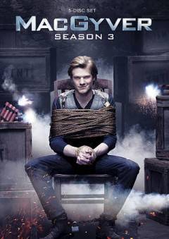 MacGyver : season 3 [5-disc set] / Lionsgate ; writers, Lee David Zlotoff,  Peter M. Lenkov ; created and executive produced by Lee David Zlotoff. - Lionsgate ; writers, Lee David Zlotoff,  Peter M. Lenkov ; created and executive produced by Lee David Zlotoff.