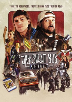 Jay & Silent Bob reboot /  producers, Jordan Monsanto, Liz Destro ; writer/director, Kevin Smith. - producers, Jordan Monsanto, Liz Destro ; writer/director, Kevin Smith.