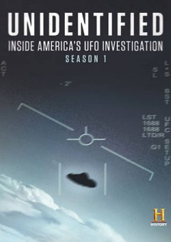 Unidentified : inside America's UFO investigation [2-disc set].