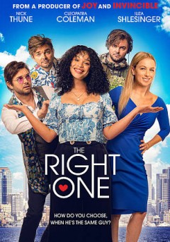 The right one /  Grindstone Entertainment Group present in association with 10 x 10 Entertainment, Project Z Entertainment and Hollywood Media Bridge ; producers, Geneva Wasserman [and others] ; written and directed by Ken Mok.