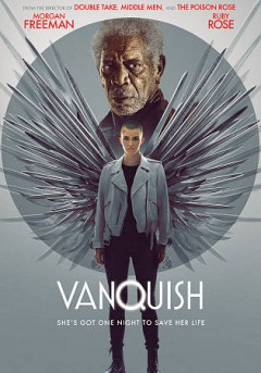 Vanquish /  Lionsgate, Grindstone Entertainment Group, and Capstone Pictures present ; in association with Southerland Equities LLC ; a March On production ; a film by George Gallo ; produced by Nate Adams, David E. Ornston ; written by George Gallo, Samuel Bartlett ; directed by George Gallo.