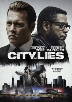 City of lies /  Saban Films presents ; a Good Films production ; in assopciation with LipSync Productions, Romulus Entertainment, VXII9, and Infinitum Nihil ; a film by Brad Furman ; produced by Miriam Segal ; screenplay by Christian Contreras ; directed by Brad Furman. - Saban Films presents ; a Good Films production ; in assopciation with LipSync Productions, Romulus Entertainment, VXII9, and Infinitum Nihil ; a film by Brad Furman ; produced by Miriam Segal ; screenplay by Christian Contreras ; directed by Brad Furman.