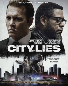 City of lies /  Saban Films presents ; a Good Films production ; in association with LipSync, Romulus Entertainment, VX119 and Infinitum Nihil ; directed by Brad Furman ; screenplay by Christian Contreras ; produced by Miriam Segal ; producers, Paul Brennan, Stuart Manashil. - Saban Films presents ; a Good Films production ; in association with LipSync, Romulus Entertainment, VX119 and Infinitum Nihil ; directed by Brad Furman ; screenplay by Christian Contreras ; produced by Miriam Segal ; producers, Paul Brennan, Stuart Manashil.