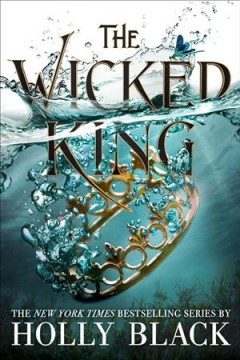 The wicked king /  Holly Black ; illustrations by Kathleen Jennings. - Holly Black ; illustrations by Kathleen Jennings.