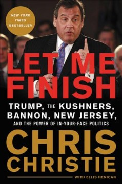 Let Me Finish / Chris Christie - Chris Christie