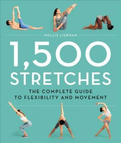 1,500 stretches : the complete guide to flexibility and movement / Hollis Liebman.