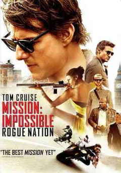 Mission: Impossible : Rogue nation / Paramount Pictures and Skydance Productions present ; a Tom Cruise/Bad Robot production ; produced by Tom Cruise [and five others] ; story by Christopher McQuarrie and Drew Pearce ; screenplay by Christopher McQuarrie ; directed by Christopher McQuarrie.