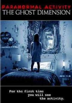 Paranormal activity : The ghost dimension / Paramount Pictures presents ; a Blumhouse/Solana Films/Room 101, Inc. production ; produced by Jason Blum, Oren Peli ; story by Brantley Aufill and Jason Harry Pagan & Andrew Deutschman ; screenplay by Jason Harry Pagan & Andrew Deutschman ; directed by Gregory Plotkin.