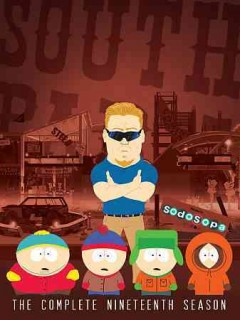 South Park.  Comedy Partners ; producers, Eric Stough, Bruce Howell, Adrien Beard, Vernon Chatman ; created by Trey Parker, Matt Stone. - Comedy Partners ; producers, Eric Stough, Bruce Howell, Adrien Beard, Vernon Chatman ; created by Trey Parker, Matt Stone.