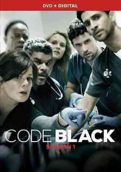 Code black : season 1 [5-disc set].