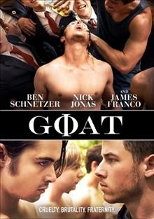 Goat /  Great Point Media presents ; a Killer Films / Battle Mountain Films and RabbitBandini productions ; produced in assoctiation with Fresh Jade Limited ; director by Andrew Neel ; written by David Gordon Green, Brad Land, Andrew Neel, Mike Roberts ; produced by James Franco, David Hinojosa, Vince Jolivette, Christine Vachon.