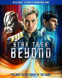 Star trek beyond /  Paramount Pictures and Skydance present ; a Bad Robot/Sneaky Shark/Perfect Storm Entertainment production ; produced by J.J. Abrams, Roberto Orci, Lindsey Weber, Justin Lin ; written by Simon Pegg & Doug Jung ; directed by Justin Lin. - Paramount Pictures and Skydance present ; a Bad Robot/Sneaky Shark/Perfect Storm Entertainment production ; produced by J.J. Abrams, Roberto Orci, Lindsey Weber, Justin Lin ; written by Simon Pegg & Doug Jung ; directed by Justin Lin.