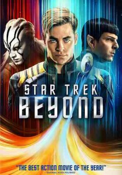Star trek beyond  /  Paramount Pictures and Skydance present a Bad Robot/Sneaky Shark/Perfect Storm Entertainment production ; a Justin Lin film ; produced by J.J. Abrams, Roberto Orci, Lindsey Weber, Justin Lin ; written by Simon Pegg & Doug Jung ; directed by Justin Lin.
