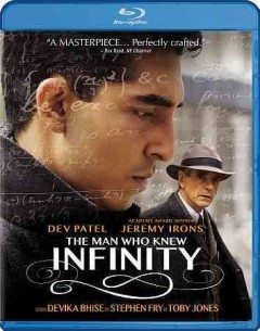 The man who knew infinity /  written and directed by Matthew Brown. - written and directed by Matthew Brown.