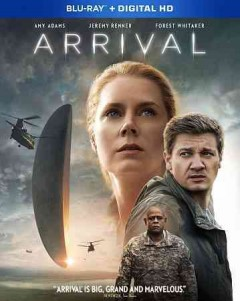 Arrival /  21 Laps Entertainment ; FilmNation Entertainment ; Lava Bear Films ; produced by, Shawn Levy, Dan Levine, Aaron Ryder, David Linde ; writer, Eric Heisserer ; director, Denis Villeneuve. - 21 Laps Entertainment ; FilmNation Entertainment ; Lava Bear Films ; produced by, Shawn Levy, Dan Levine, Aaron Ryder, David Linde ; writer, Eric Heisserer ; director, Denis Villeneuve.