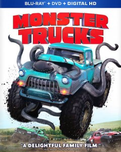 Monster trucks /  Paramount Pictures and Nickolodeon Movies present a Disruption Entertainment production ; produced by Mary Parent, Denis L. Stewart ; screenplay by Derek Connolly ; directed by Chris Wedge. - Paramount Pictures and Nickolodeon Movies present a Disruption Entertainment production ; produced by Mary Parent, Denis L. Stewart ; screenplay by Derek Connolly ; directed by Chris Wedge.
