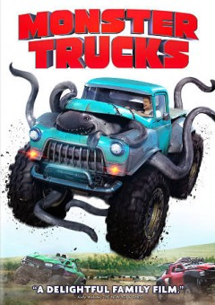 Monster trucks /  Paramount Pictures and Nickolodeon Movies present a Disruption Entertainment production ; produced by Mary Parent, Denis L. Stewart ; screenplay by Derek Connolly ; directed by Chris Wedge.