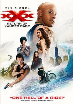 XXX : return of Xander Cage / director, D.J. Caruso.