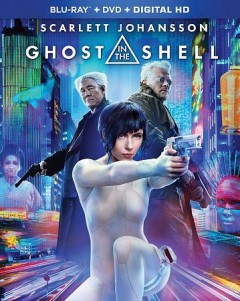 Ghost in the shell /  Paramount Pictures, Dreamworks Pictures and Reliance Entertainment present ; an Arad Productions/a Steven Paul Production ; a Rupert Sanders film ; produced by Avi Arad, p.g.a. [and three others] ; screenplay by Jamie Moss and William Wheeler and Ehren Kruger ; directed by Rupert Sanders. - Paramount Pictures, Dreamworks Pictures and Reliance Entertainment present ; an Arad Productions/a Steven Paul Production ; a Rupert Sanders film ; produced by Avi Arad, p.g.a. [and three others] ; screenplay by Jamie Moss and William Wheeler and Ehren Kruger ; directed by Rupert Sanders.