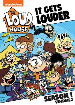 The Loud house.  Viacom International Inc. - Viacom International Inc.