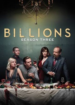 Billions : season three [4-disc set].