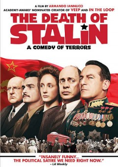 The death of Stalin /  a France, United Kingdom, Belgium co-production ; a Quad and Main Journey production ; in co-production with Gaumont, France 3 Cinéma, La Compagnie Cinématographique, Panache Productions, AFPI ; with the participation of Canal+, Cine+, France Télévisions ; original screenplay by Fabien Nury ; written by Armando Ianucci, David Schneider and Ian Martin ; additional material by Peter Fellows ; directed by Armando Iannucci. - a France, United Kingdom, Belgium co-production ; a Quad and Main Journey production ; in co-production with Gaumont, France 3 Cinéma, La Compagnie Cinématographique, Panache Productions, AFPI ; with the participation of Canal+, Cine+, France Télévisions ; original screenplay by Fabien Nury ; written by Armando Ianucci, David Schneider and Ian Martin ; additional material by Peter Fellows ; directed by Armando Iannucci.