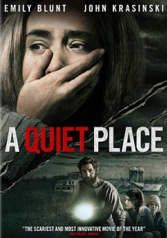 A quiet place /  Paramount Pictures presents ; in association with Michael Bay ; a Platinum Dunes production ; produced by Michael Bay, Andrew Form, Brad Fuller ; screenplay by Bryan Woods & Scott Beck and John Krasinski ; directed by John Krasinski.