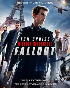Mission: Impossible : Fallout [2-disc set] / Paramount Pictures and Skydance Productions present a Tom Cruise/Bad Robot production ; produced by Tom Cruise, Jake Myers, Christopher McQuarrie, J.J. Abrams. ; director, Christopher McQuarrie. - Paramount Pictures and Skydance Productions present a Tom Cruise/Bad Robot production ; produced by Tom Cruise, Jake Myers, Christopher McQuarrie, J.J. Abrams. ; director, Christopher McQuarrie.