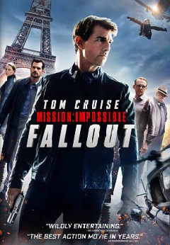 Mission: Impossible : Fallout / Paramount Pictures and Skydance present ; a Tom Cruise/Bad Robot production ; produced by Tom Cruise, Jake Myers, Christopher McQuarrie, J.J Abrams ; written and directed by Christopher McQuarrie.