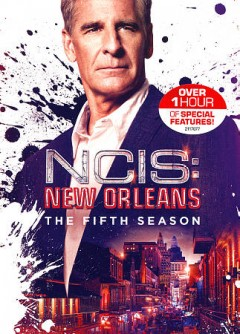 NCIS: New Orleans : the fifth season [6-disc set] / CBS Studios Inc. - CBS Studios Inc.