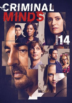 Criminal minds : season 14 [4-disc set].