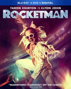 Rocketman /  Paramount Pictures presents ; in association with New Republic Pictures ; a Marv Films/Rocket Pictures production ; produced by Matthew Vaughn, David Furnish, Adam Bohling, David Reid ; written by Lee Hall ; directed by Dexter Fletcher. - Paramount Pictures presents ; in association with New Republic Pictures ; a Marv Films/Rocket Pictures production ; produced by Matthew Vaughn, David Furnish, Adam Bohling, David Reid ; written by Lee Hall ; directed by Dexter Fletcher.