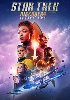 Star Trek: Discovery : season 2 [4-disc set] / created by Bryan Fuller & Alex Kurtzman.