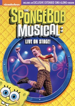 The Spongebob musical : live on stage! / Nickelodeon ; directed by Glenn Weiss ; production concieved and directed for the stage by Tina Landau ; book by Kyle Jarrow ; producers, Richard Owers, Austin Shaw ; producer, Kyle Jarrow ; original songs by Yolanda Adams [and twenty others] ; songs by David Bowie and Brian Eno, Tom Kenny and Andy Paley ; additional music by Tom Kitt ; additional lyrics by Jonathan Coulton ; a Krabby Patty Pictures production for Nickelodeon.