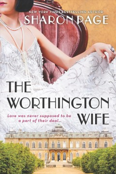 The Worthington wife /  Sharon Page. - Sharon Page.