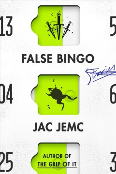 False bingo : stories / Jac Jemc. - Jac Jemc.