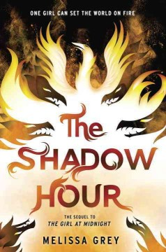 The shadow hour /  Melissa Grey. - Melissa Grey.