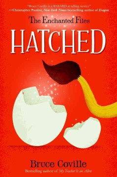Hatched /  Bruce Coville ; illustrations by Paul Kidby. - Bruce Coville ; illustrations by Paul Kidby.