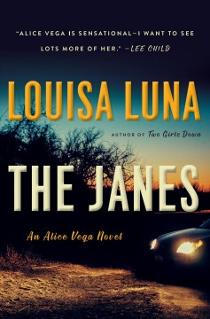 The Janes /  Louisa Luna. - Louisa Luna.