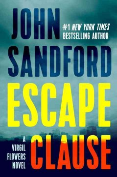 Escape Clause / John Sandford - John Sandford