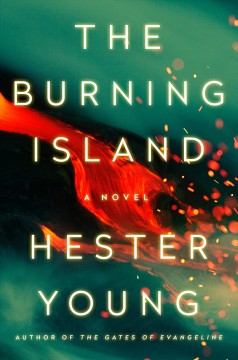 The burning island /  Hester Young. - Hester Young.