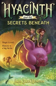 Hyacinth and the secrets beneath /  by Jacob Sager Weinstein.